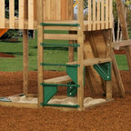 PlayStar Climbing Bars - The PlayStar Climbing Bars are made of heavy duty metal and are made for easy mounting on swing sets or jungle gyms. This set includes four 24-inch bars that can be used as overhead monkey bars, ladder rungs, and more. Made in the USA.About PlaystarThe Playstar company started in the garage of an entrepreneur located in the heartland of America. Since then, the owner's dream of creating a company built by good, hardworking people has come alive, making them the leading manufacturer of residential play sets.Playstar offers a range of swing sets to match your family's needs and lifestyle. Should you need any assistance with your system, you can always rely on the friendly, professional, and self-motivated Playstar customer service representatives. Rest assured, any of their innovative products will be of the highest value and best quality.