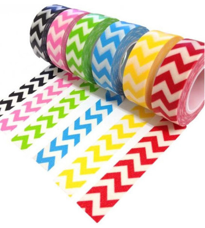 desk accessories Chevron Washi Tape by Swigshoppe