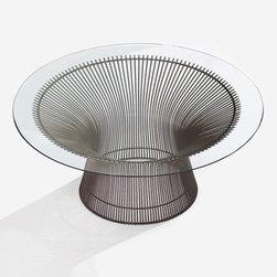 Knoll - Knoll | Platner 36-Inch Coffee Table - Design by Warren Platner, 1966.