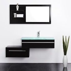 Modern Bathroom Vanities And Sink Consoles by Bathroom vanities Manufacturer , China Supplier