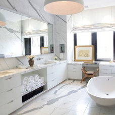 Contemporary Bathroom by KATCH ID