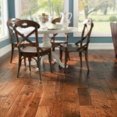 Traditional Dining Room by Johnson Hardwood