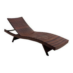 Wicker Multi-brown Outdoor Adjustable Lounges - Set of 4 - Comfortable, stylish and durable, the Wicker Multi-brown Outdoor Adjustable Lounges - Set of 4 are ideal additions to your outdoor living space. You can lay back and relax and enjoy your leisure time on these lounge chairs. Suitable for outdoor use, they are built of weather-resistant and UV-protected PE wicker. Their adjustable legs and back increases comfort levels while strong and sturdy frames add to the durability of these lounge chairs.About Best Selling Home Decor Furniture LLC Best Selling Home Decor Furniture LLC is a US-based company dedicated to providing you with a wide variety of fine furniture. With sales and manufacturing offices in Europe and China, as well as the ability to ship to anywhere in the world, no one is excluded from bringing these lovely pieces home. From outdoor to indoor furniture, children's furniture to ottomans and home accessories, all your needs will be met with attractive, high quality products that will last.