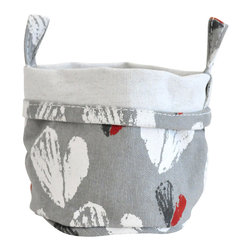 MAIKA - Recycled Canvas Bucket, Petalia, Small - AS SEEN ON THE TODAY SHOW