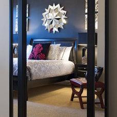 Modern Bedroom by Luv2Dezin LLC - Deziner Tonie - Decorating Den