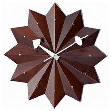 Modern Wall Clocks Modern Minimalist Style Icon Wall Clock