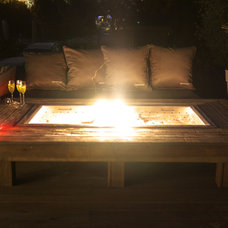 Contemporary Firepits by MobEx-Outdoor