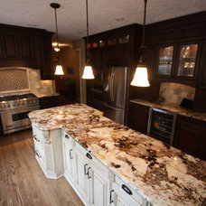 Traditional Kitchen by Architectural Justice