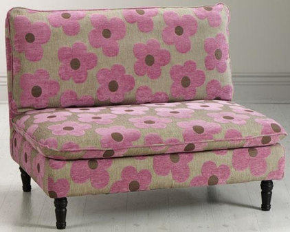Contemporary Love Seats by Home Decorators Collection
