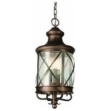 Traditional Outdoor Hanging Lights by Fireforless