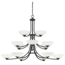 Contemporary Chandeliers by Littman Bros Lighting