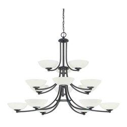 Dolan Designs - Dolan Designs 2903-78 Rainier Bolivian Bronze 15 Light Chandelier - Dolan Designs 2903-78 Rainier Bolivian Bronze 15 Light Chandelier