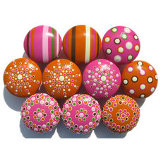 Contemporary Cabinet And Drawer Knobs by Etsy