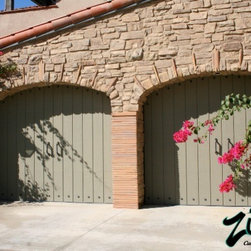 Eco European Garage Doors - Years of industry experience have enabled Ziegler to combine the perfect blend of raw materials and hardware to ensure smooth operation complete with a lifetime warranty. Choose on of our designs or create your own.