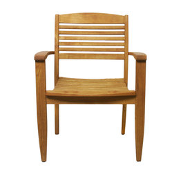 Iris Stacking Armchair