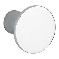 "WS Bath Collections - WS Bath Collections Upside 3065 Single Bathroom Hook - Upside 306, 0.8"" x 1.2"" x 0.8"", Bathroom Hook in Polished Chrome"
