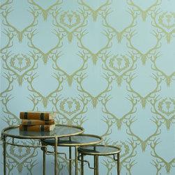 Deer Wallpaper   Barneby Gates -