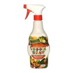Citrus Magic Veggie Wash - 16 Oz - Case If 12 - Made with Organic Citrus!