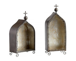 "Joshua Marshal - Rustic 20.75"" Home Accent Piece - Rustic 20.75"" Home Accent Piece"