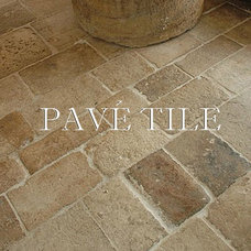 Traditional  by Pavé Tile, Wood & Stone, Inc.