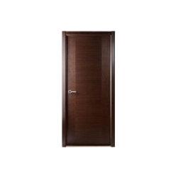 Classica Lux Interior Door Wenge Finish - Classica Lux - Wenge Finish