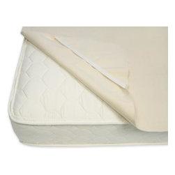 Naturepedic - Naturepedic Organic Cotton Waterproof Mattress Protector Pad, Queen - Naturepedic Organic Cotton Waterproof Protector Pad
