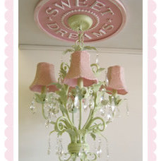 Traditional Kids Ceiling Lighting by Marie Ricci