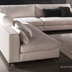 contemporary sectional sofas by ERA Interiors
