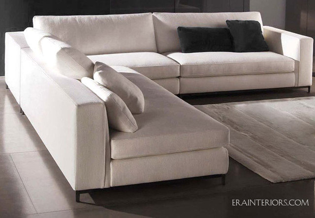 Modern Sectional Sofas by ERA Interiors