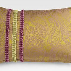 traditional pillows by Saks Fifth Avenue