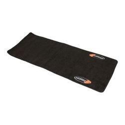 Playseats Floor Mat - The Playseats Floor Mat provides slippage support and protection on wood and slick surfaces. Nothing ruins a race like falling out of your seat. Stay safe with the Playseats Floor Mat compatible with all Playseats. Dimensions: 23L x 15.5W inches.Please note that the Playseats include no electronic parts. The chairs are simply intended to be incorporated into TV/media/game rooms and used with electronics products. No steering wheel is included.