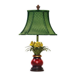 Sterling Industries - Sterling Industries 91-083 1 Light Table Lamp - Features: