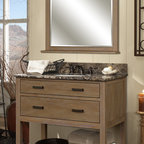 Custom Kitchens and Cabinetry - eclectic - bathroom vanities and