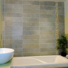 Contemporary Floor Tiles by Ambiente European Tile Design