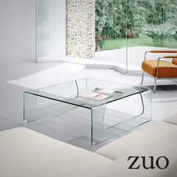 Zuo Modern Campaign Coffee Table - Zuo Modern Campaign Coffee Table