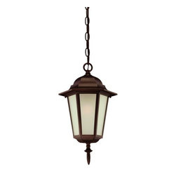 Acclaim Lighting - Acclaim Lighting 6116 Camelot 1 Light Outdoor Pendant - Features: