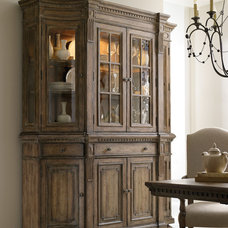 Transitional China Cabinets And Hutches by Benjamin Rugs and Furniture