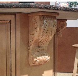 Sandstone Rope Kitchen -