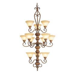 Livex Lighting - Livex Lighting 8298-57 Ceiling Light/Chandelier - Livex Lighting 8298-57 Ceiling Light/Chandelier