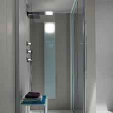 Contemporary Bathroom by Prestige Saunas Ltd