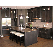 Modern Kitchen Cabinetry by Superior Cabinets