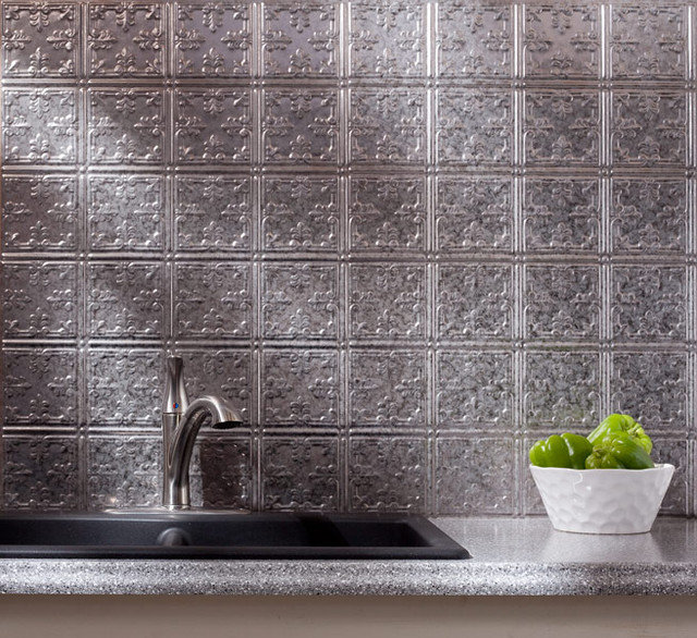 Traditional Tile by BacksplashIdeas.com