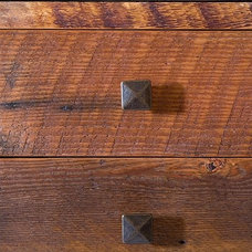 Eclectic Kitchen Cabinets by Montana Reclaimed Lumber Co.