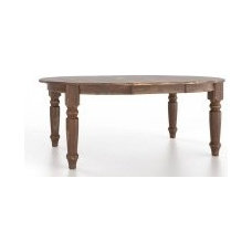 Rustic Dining Tables by Canadel Furniture Inc.
