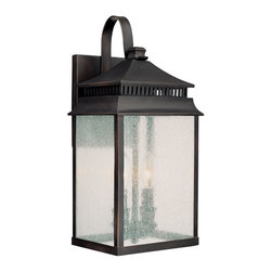 Capital Lighting - Traditional Classic 2 Light Outdoor Wall LanternSutter Creek Collection - Features: Specifications: Requires (2) x 60 Watt Candelabra Base Bulbs (Not Included) Since 1990, Capital Lighting has worked with residential, commercial, hotel and construction clients.