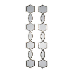 Uttermost - Uttermost 12856 Vizela Wall Mirror - Uttermost's Mirrors Combine Premium Quality Materials With Unique High-style Design.With The Advanced Product Engineering And Packaging Reinforcement, Uttermost Maintains Some Of The Lowest Damage Rates In The Industry. Each Product Is Designed, Manufactured And Packaged With Shipping In Mind.Specifications: