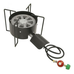 BARBOUR INT'L - Bayou Cooker 22IN Wide 30 PSI - Features: