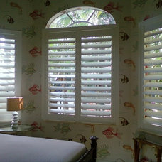 Transitional Window Blinds by Florida Design & Associates, Inc
