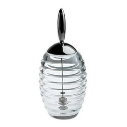 Alessi - Alessi Honey Pot - You're not alone if this adorable honey pot makes you nostalgic for the days of Winnie the Pooh. Give those hard working bees the respect they deserve and fill it with local honey.
