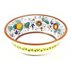 Artistica - Hand Made in Italy - Fruttina: Serving Salad/Pasta Bowl - Fruttina Collection